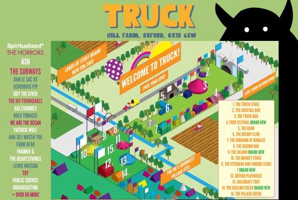 taken from the Truck Festival website