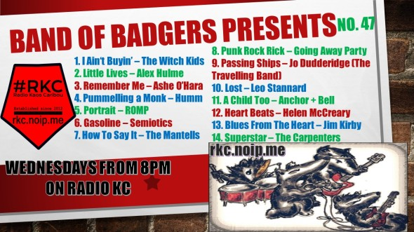 Band of BADGERS PRESENTS PLAYLIST 47 2.jpg