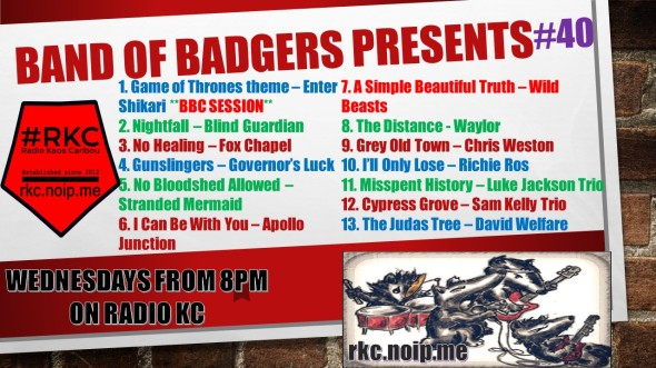 Band of BADGERS PRESENTS PLAYLIST PODCAST 40 PROMO.jpg