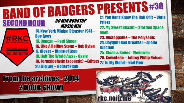 Band of BADGERS PRESENTS PLAYLIST PROMO archives 30 2.jpg