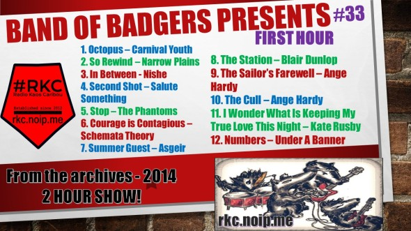 Band of BADGERS PRESENTS PLAYLIST PROMO archives 33 1.jpg