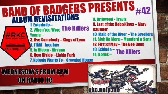 Band of BADGERS PRESENTS PLAYLIST PODCAST 42 PROMO.jpg