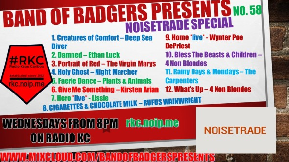 Band of BADGERS PRESENTS PLAYLIST 58 72 PROMO.jpg