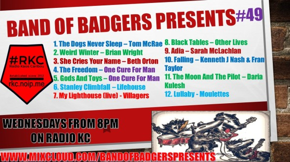 Band of BADGERS PRESENTS PLAYLIST PODCAST 49 PROMO.jpg