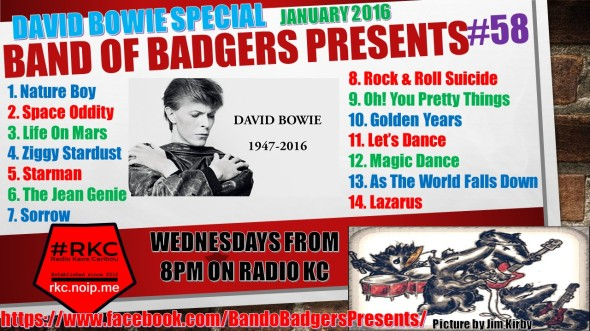 Band of BADGERS PRESENTS PLAYLIST 58 DAVID BOWIE.jpg