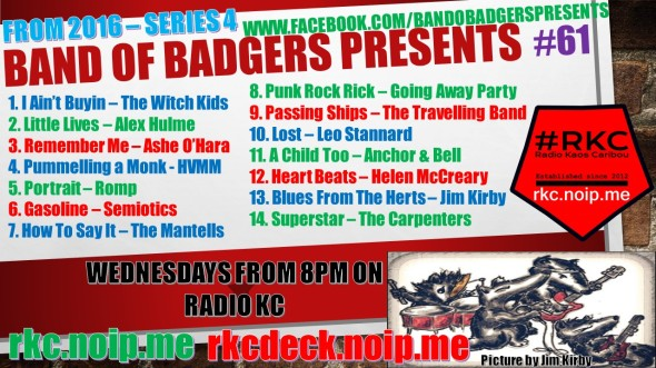 Band of BADGERS PRESENTS PLAYLIST 61.jpg