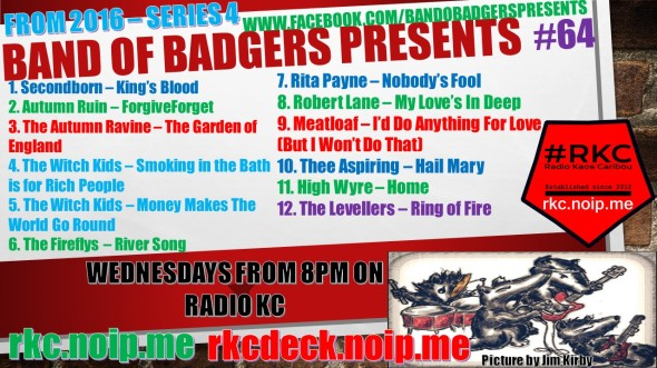 Band of BADGERS PRESENTS PLAYLIST 64.jpg