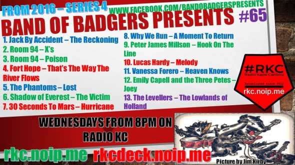 Band of BADGERS PRESENTS PLAYLIST 65.jpg